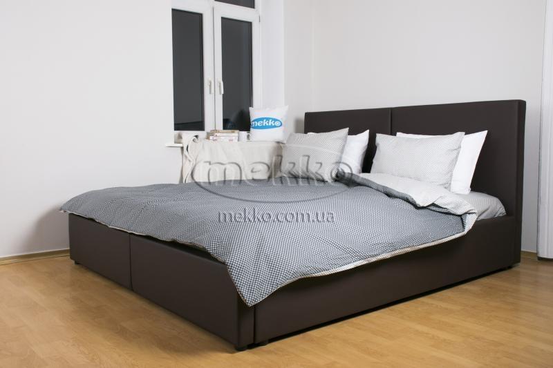 М'яке ліжко Enzo (Ензо) фабрика Мекко  Краматорськ-7