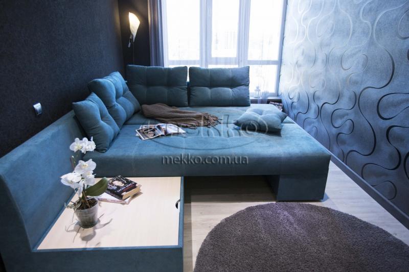 Кутовий диван з поворотним механізмом (Mercury) Меркурій ф-ка Мекко (Ортопедичний) - 3000*2150мм  Краматорськ-4