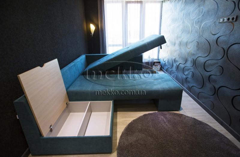 Кутовий диван з поворотним механізмом (Mercury) Меркурій ф-ка Мекко (Ортопедичний) - 3000*2150мм  Краматорськ-7