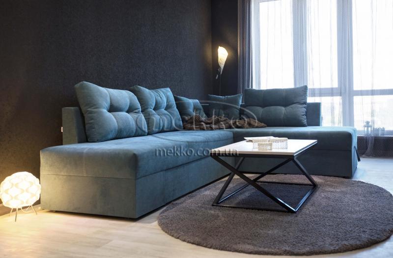 Кутовий диван з поворотним механізмом (Mercury) Меркурій ф-ка Мекко (Ортопедичний) - 3000*2150мм  Краматорськ