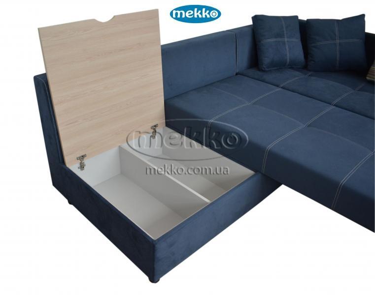 Кутовий диван з поворотним механізмом (Mercury) Меркурій ф-ка Мекко (Ортопедичний) - 3000*2150мм  Краматорськ-18