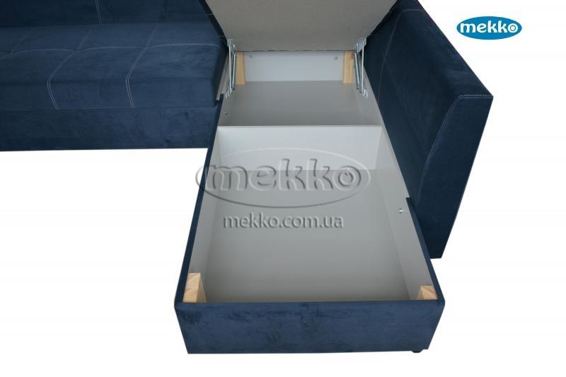 Кутовий диван з поворотним механізмом (Mercury) Меркурій ф-ка Мекко (Ортопедичний) - 3000*2150мм  Краматорськ-20