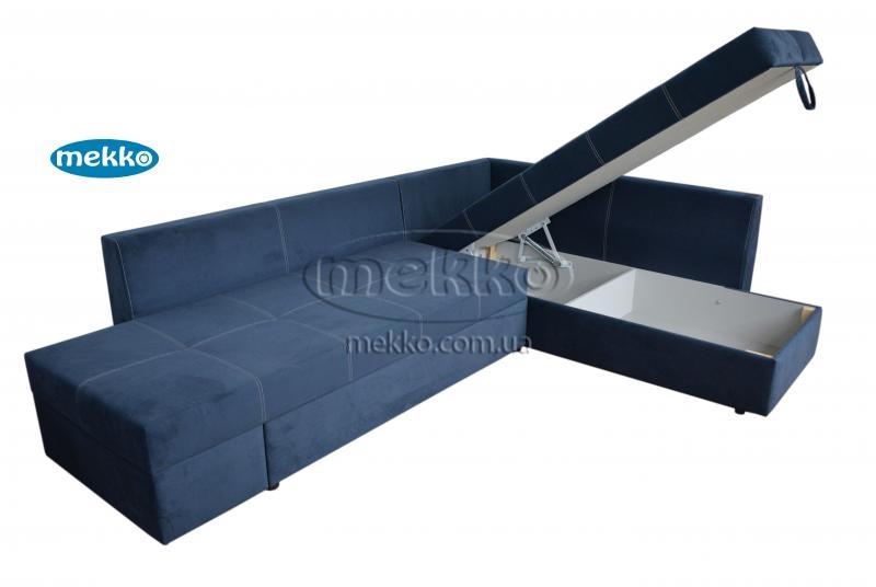 Кутовий диван з поворотним механізмом (Mercury) Меркурій ф-ка Мекко (Ортопедичний) - 3000*2150мм  Краматорськ-14