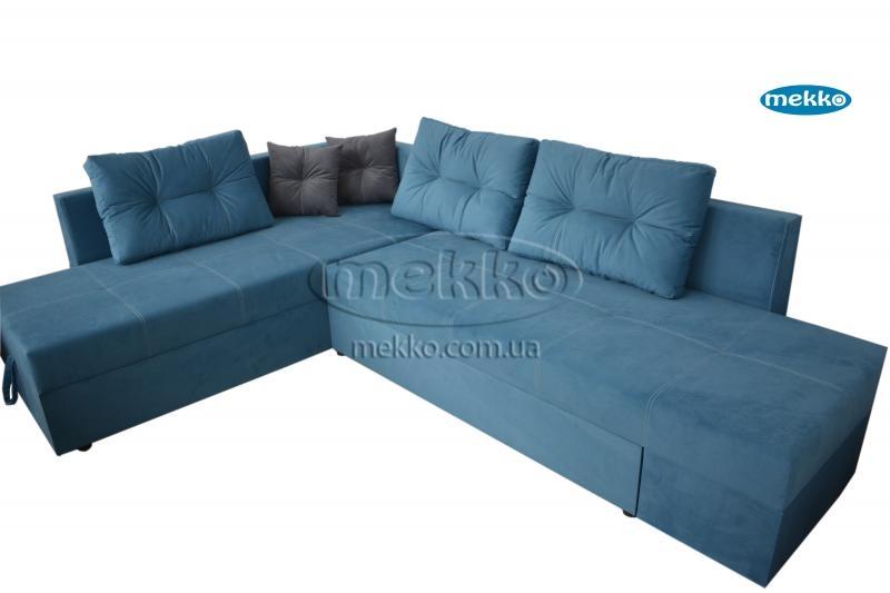 Кутовий диван з поворотним механізмом (Mercury) Меркурій ф-ка Мекко (Ортопедичний) - 3000*2150мм  Краматорськ-10