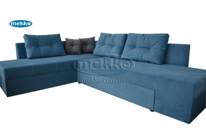 Кутовий диван з поворотним механізмом (Mercury) Меркурій ф-ка Мекко (Ортопедичний) - 3000*2150мм  Краматорськ-11