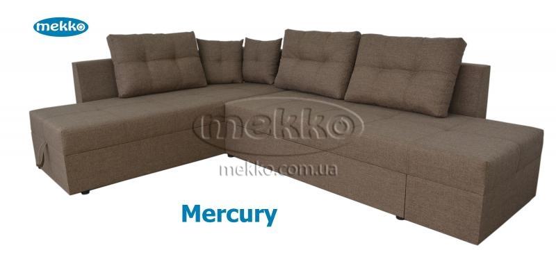 Кутовий диван з поворотним механізмом (Mercury) Меркурій ф-ка Мекко (Ортопедичний) - 3000*2150мм  Краматорськ-12